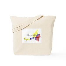 Colombian pride Tote Bag