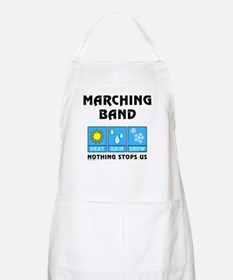 Marching Band BBQ Apron