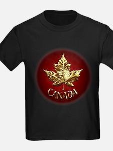 Gold Canada Souvenir T-Shirt