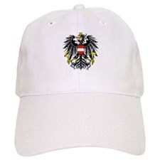 Austria Coat of Arms Baseball Cap