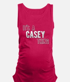 Its A Casey Thing Maternity Tank Top