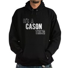 Its A Cason Thing Hoodie