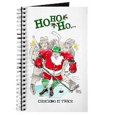 Hockey Santa Journal