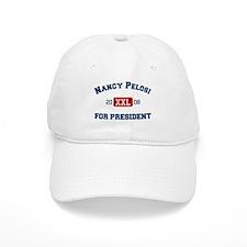 Nancy Pelosi for President Baseball Cap