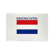 Eindhoven, Netherlands Rectangle Magnet