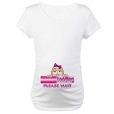 Peek A Boo Baby Girl Loading 0 Shirt