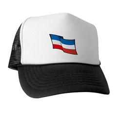 Yugoslavian Flag Trucker Hat