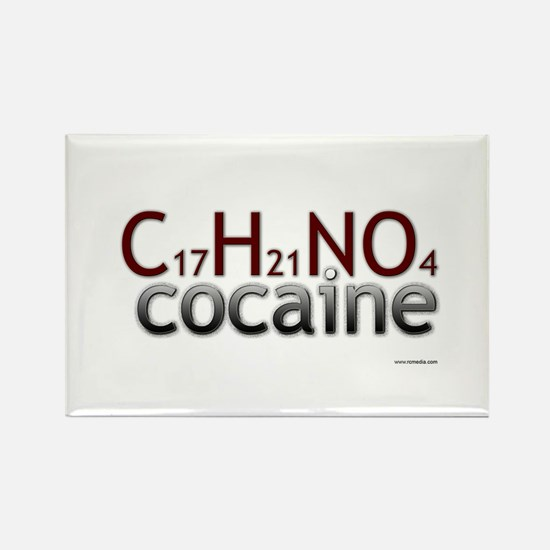 Coca1 Rectangle Magnet