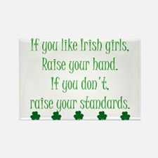 If You Like Irish Girls Magnets