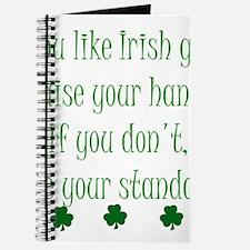 If You Like Irish Girls Journal