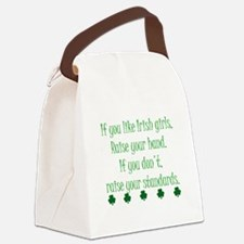 If You Like Irish Girls Canvas Lunch Bag