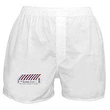 Barber Shop Boxer Shorts