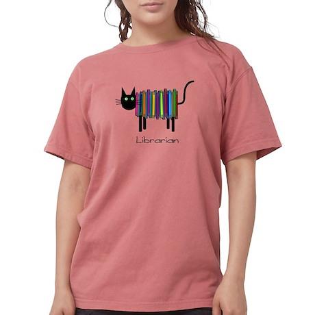 Librarian Book Cat.PNG T-Shirt