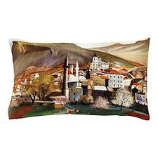 Tivadar C. Kosztka Pillow Case