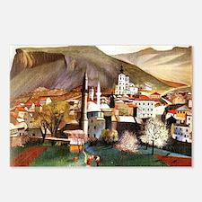 Tivadar C. Kosztka Postcards (Package of 8)