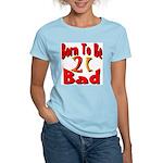 Born To Be 21 Women's Light T-Shirt