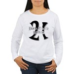 Born To Be 21 Women's Long Sleeve T-Shirt