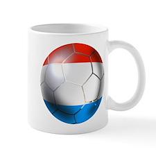 Luxembourg Football Mug