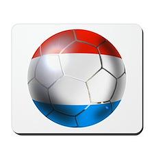 Luxembourg Football Mousepad