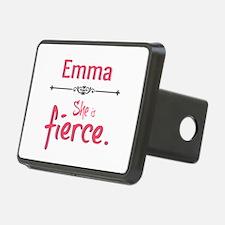 Emma is Fierce Hitch Cover