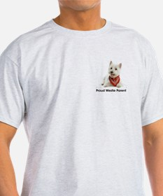 Proud Westie Parent T-Shirt