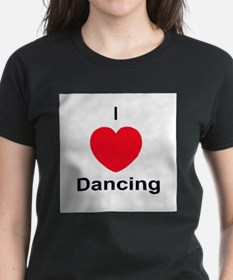 Women's Dark Dance T-Shirt