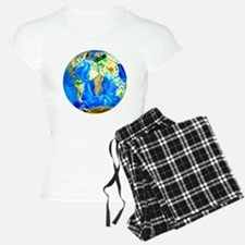World Soccer Ball Pajamas