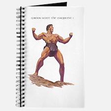 Gordon Scott Memorial Journal