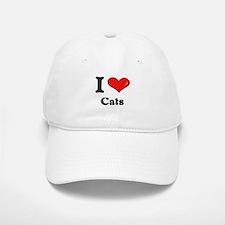 I love cats Hat