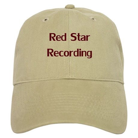 Cap - Red Star Recording
