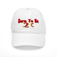 Born To Be 21 Baseball Cap