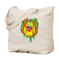 Tough duck Tote Bag