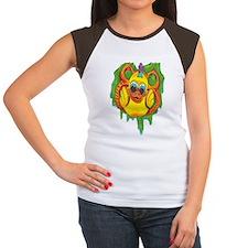 Tough duck Women's Cap Sleeve T-Shirt