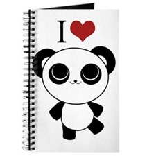 I love panda Journal