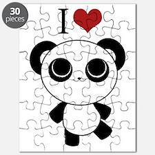 I love panda Puzzle