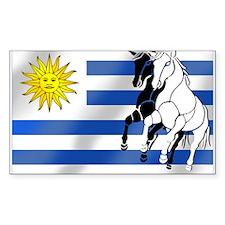 Uruguay Stallion Decal
