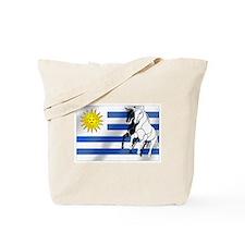 Uruguay Stallion Tote Bag