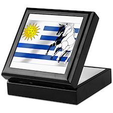 Uruguay Stallion Keepsake Box