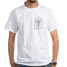 stainedglasscross T-Shirt