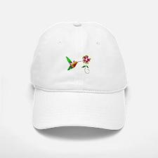 Colorful Hummingbird Baseball Baseball Cap