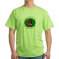 Green Honey Island T-Shirt