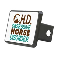 Funny Horse Hitch Cover
