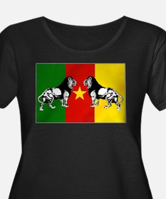 Cameroon Lions Flag T