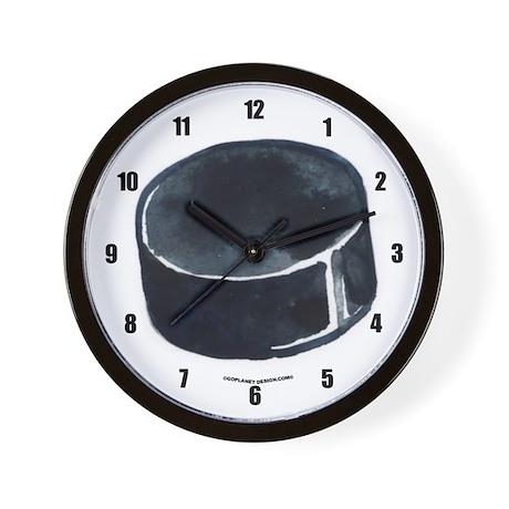 Puck Wall Clock