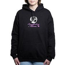 Breastfeeding Mama Women's Hooded Sweatshirt