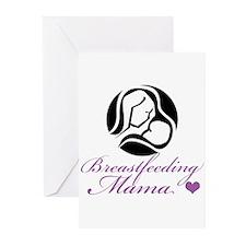 Breastfeeding Mama Greeting Cards (Pk of 20)