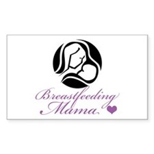 Breastfeeding Mama Decal