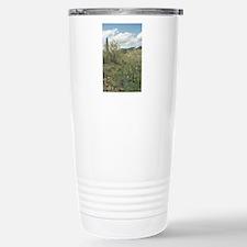 Cactus Coloring Photo Travel Mug