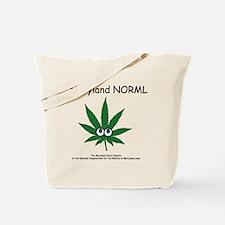 Happy Leaf Tote Bag
