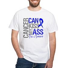 Rectal Cancer Can Kiss My Ass T-Shirt